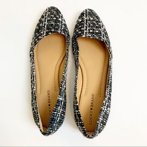Lucky Brand | Archh Tweed Flats 10